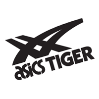 Asics Tiger vector