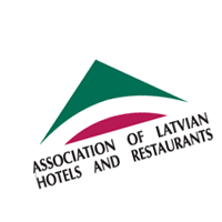 Association of Latvian Hotels and Restaurants vector