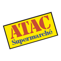 Atac Supermarche 129 vector