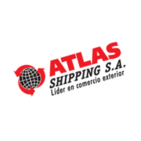 Atlas Shipping vector