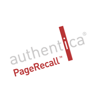 Authentica PageRecall vector