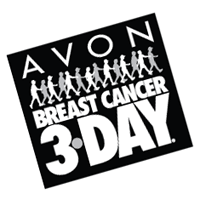 Avon Breast Cancer 3-Day vector