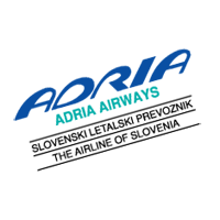 adria airways 1 vector