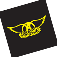 aerosmith band 1 vector