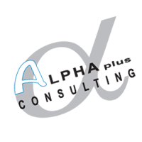 alpha plus consulting vector