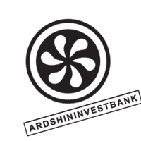 ardshininvest bank vector