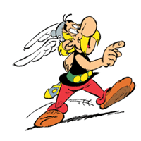 asterix 1 vector