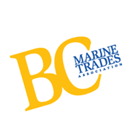 BC Marine Trades Association 264 vector