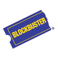 BLOCKBUSTER VIDEO 1 vector