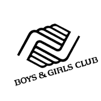 BOYS & GIRLS CLUB vector