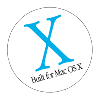 BUILT FOR MAC OS X 1 preview