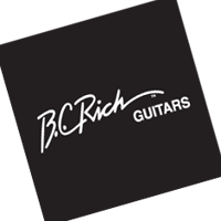B C  Rich Guitars 5 vector