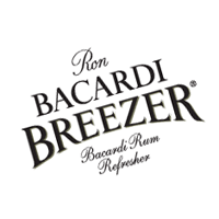 Bacardi Breezer 19 vector