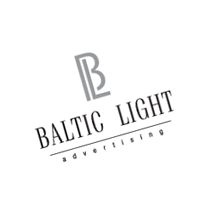 Baltic Light vector