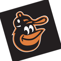 Baltimore Orioles 81 vector