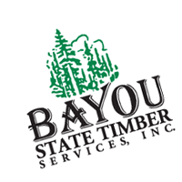 Bayou State Timber Services vector