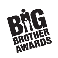 Big Brother Awards 205 vector