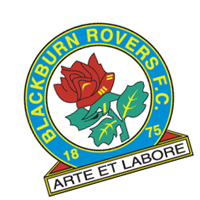 Blackburn Rovers FC 284 vector
