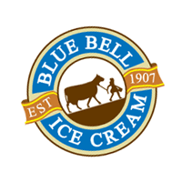 Blue Bell Ice Cream vector