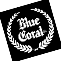 Blue Coral vector