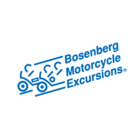 Bosenberg Motorcycle Excursions vector