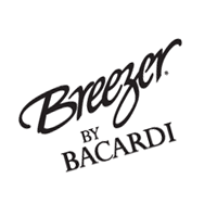 Breezer by Bacardi vector