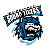 Bridgeport Sound Tigers 208 vector