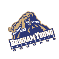 Brigham Young Cougars 213 vector