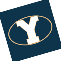 Brigham Young Cougars 215 vector