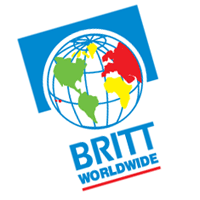 Britt Worldwide vector