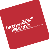 Brother Williams F1 267 vector