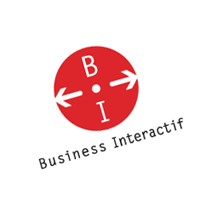 Business Interactif vector