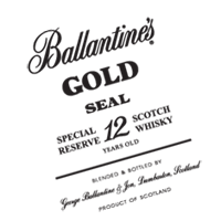 ballantines gold 1 vector