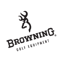 browning golf equipment 1 vector