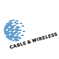 CABLE AND WIRELESS 1 vector