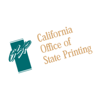 CALIF OFFICE OF STATE PRINT preview