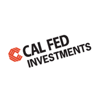 CAL FED Investments vector