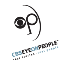 CBS EYE ON PEOPLE vector