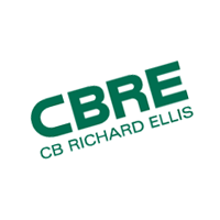CB Richard Ellis 2 vector