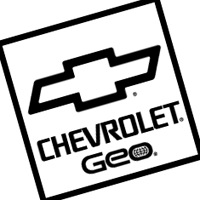 CHEVY GEO vector