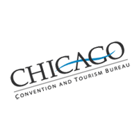 CHICAGO CONVENTION & TOURIS vector