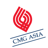 CMG Asia vector