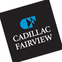 Cadillac Fairview 34 vector
