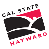 Cal State University Hayward 60 vector