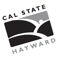 Cal State University Hayward vector