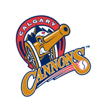 Calgary Cannons 67 vector
