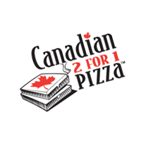 Canadian 2 for 1 Pizza 147 vector