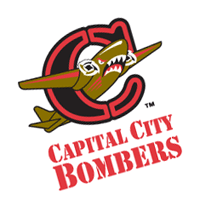 Capital City Bombers 205 vector