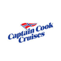 Captain Cook Cruises vector