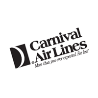 Carnival Air Lines 279 vector